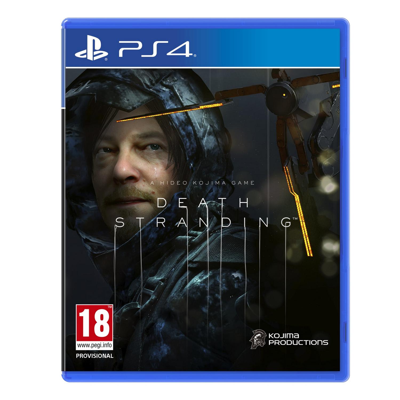 Death Stranding für die PlayStation 4 14,99€ / Last of Us Part 2 24,99€
