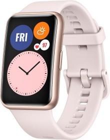 @Media Markt HUAWEI Watch Fit, z.B. Sakura Pink 75€