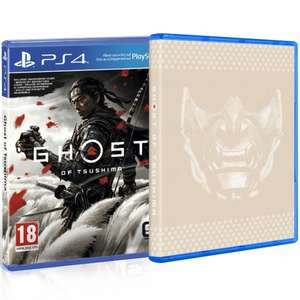 Ghost of Tsushima -Standard Plus Edition (PS4)