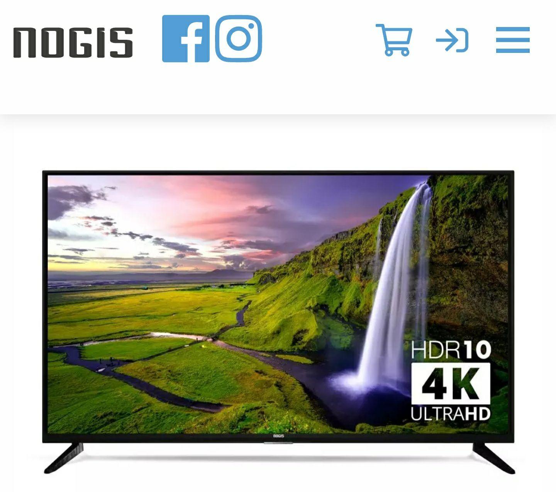 "NOGIS - 55"" 4K TV"