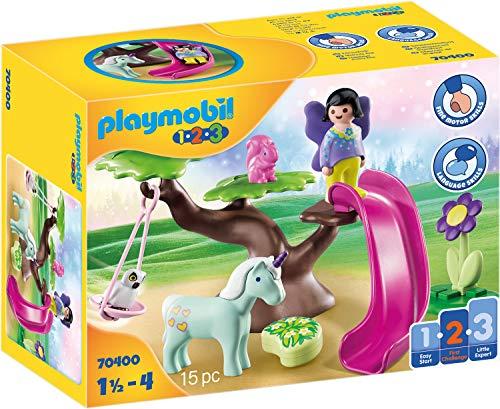 Playmobil 1.2.3 - Feenspielplatz