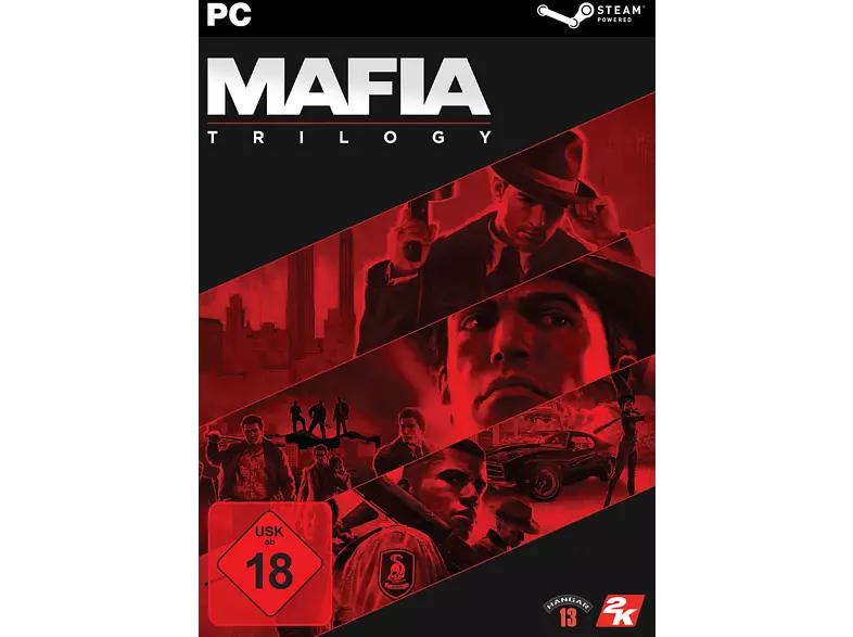 MAFIA TRILOGY (CODE IN THE BOX) für PC zum 25 Euro Sparpreis