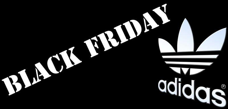 Adidas Black Friday Sale - 50% & -25% extra mit Gutscheincode