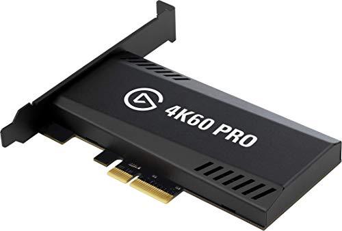 Elgato 4K60 Pro (165,87€) & HD60 S (115,81€) Capture Card | Amazon UK
