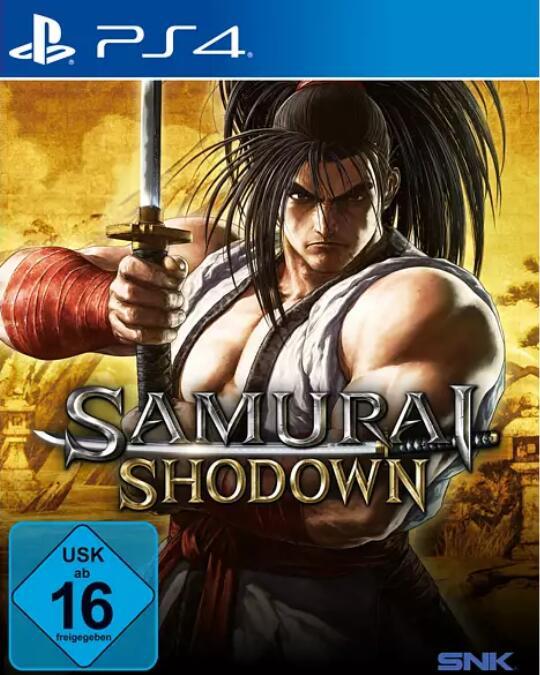 Samurai Shodown - (PS 4) zum Banzai Preis von 4,99