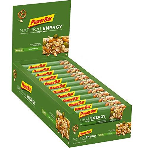 PowerBar Natural Energy Cereal 1 Box (24 x 40 g) - Verschiedene Sorten