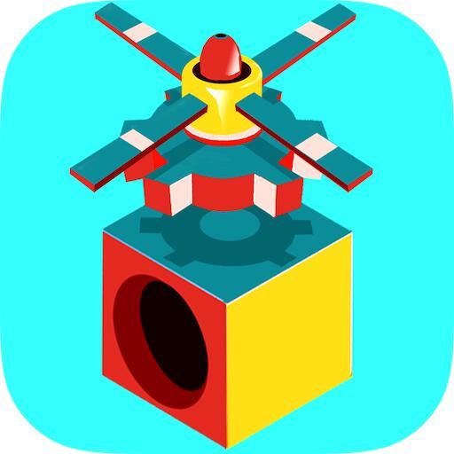 """Blox 3D"", ""Blox 3D Junior"", ""Blox 3D World Creator und City Creator"" (iOS) gratis im Apple AppStore -ohne Werbung / ohne InApp-Käufe-"