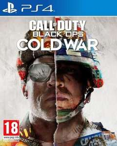 PS4 Cold War *Libro Black Friday Deal*