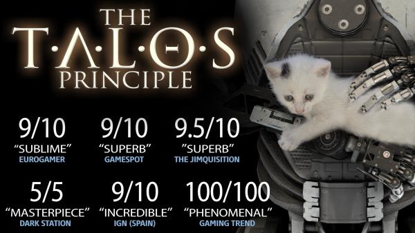 """The Talos Principle"" (Steam) Autumn Sale"