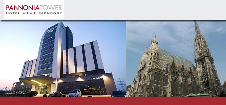 3 Nächte für 2 Personen im 4* Hotel Pannonia Tower in Parndorf für 94€ @Animod