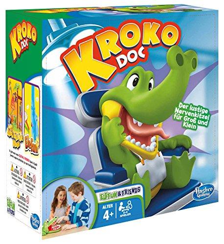 Preisjäger Junior: Hasbro Gaming - Kroko Doc Kinderspiel