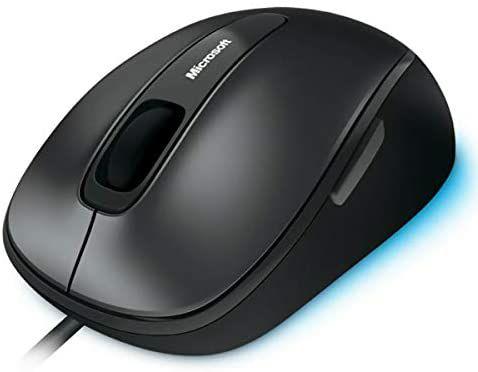 [Amazon] Büromaus Microsoft Comfort Mouse 4500