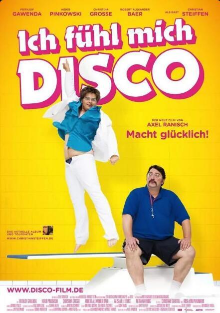 """3 Filme """"Ich fühl mich Disco"""", """"Die Mitte der Welt"""" und """"4 Könige"""" zum Streamen oder Herunterladen von Arte.tv"""