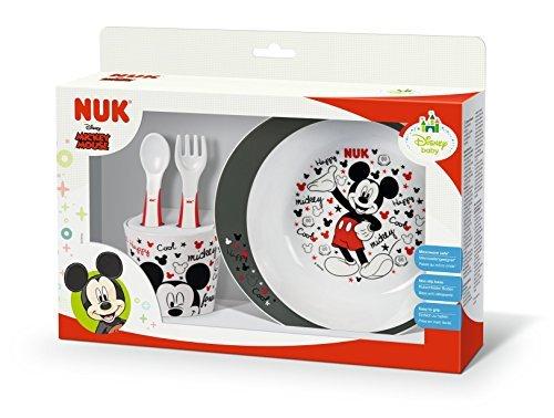 NUK 80890653 Disney Mickey Esslernset