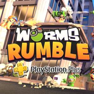 Worms Rumble - PlayStation®Plus Exclusive Pack ohne weitere Kosten als PS Plus Abonnent