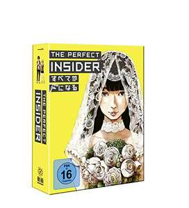 The Perfect Insider - Komplettbox [Blu-ray] [Anime Serie]