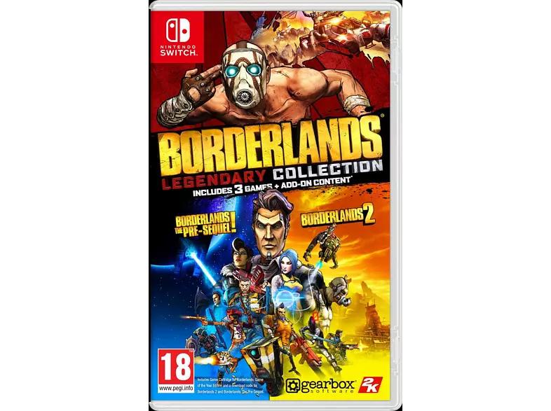 Borderlands - Legendary Collection für Nintendo Switch zum Sparpreis