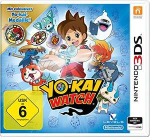 YO-KAI WATCH Special Edition inkl. exklusiver Medaille (Nintendo 3DS)
