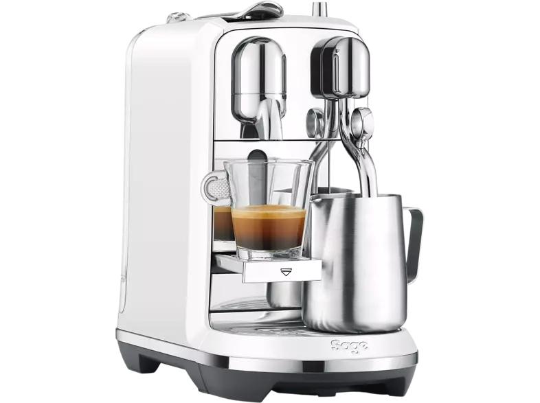 Sage SNE800SST Nespresso Kaffeemaschine Creatista Plus