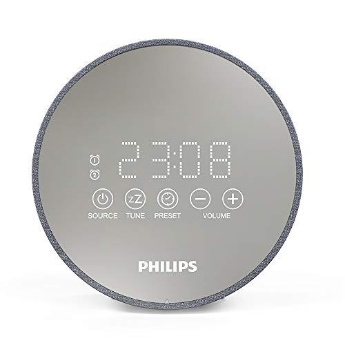Philips Digitaler Audio Radiowecker DR402/12