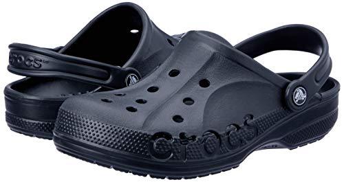 Crocs Unisex-Erwachsene Baya Clogs in Blau oder Schwarz bis Größe 48/49