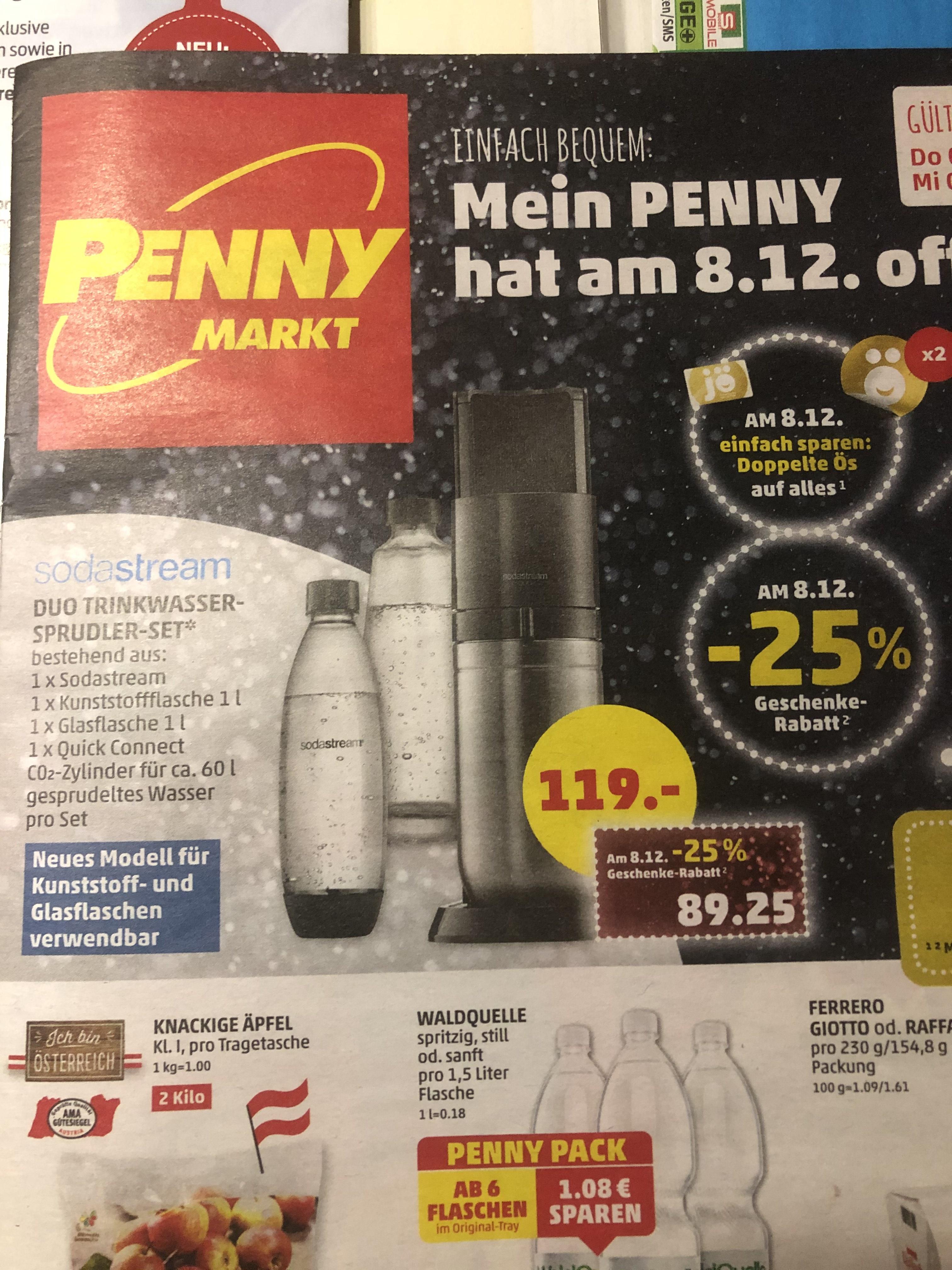 Sodastream Duo ## Penny Markt ##