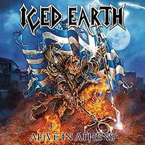 Iced Earth - Alive in Athens (Ltd. black 5LP & LP-Booklet in Slipcase) [Vinyl LP]