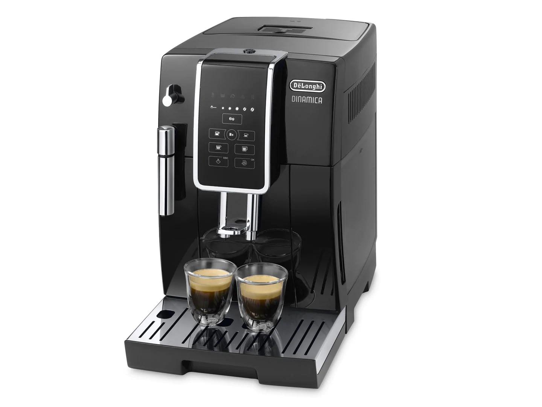 [METRO] DeLonghi Dinamica ECAM 350.15.B Kaffeevollautomat + 500g Kaffee, offline