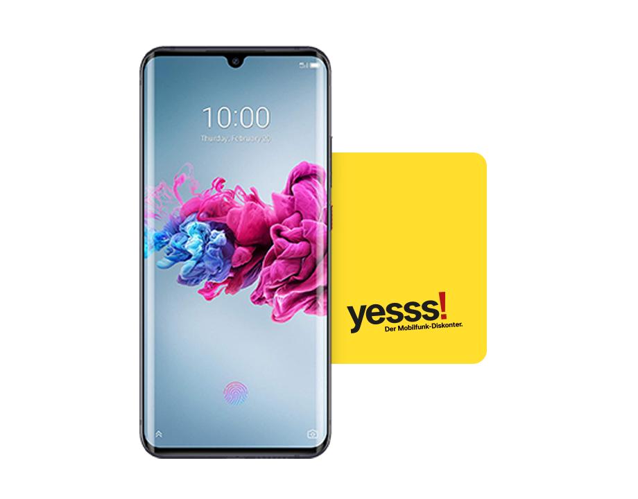 [yesss] ZTE Axon 11 5G 299€ | Huawei P Smart Z 99€ | Honor 20 199€