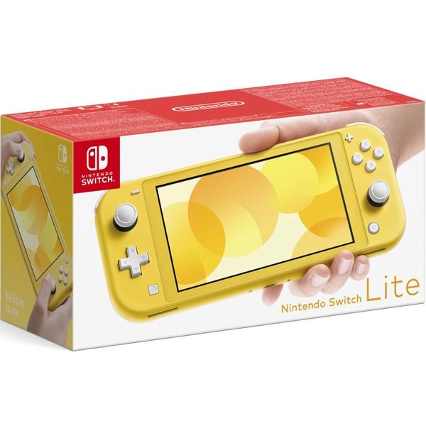 Nintendo Switch Lite (gelb)