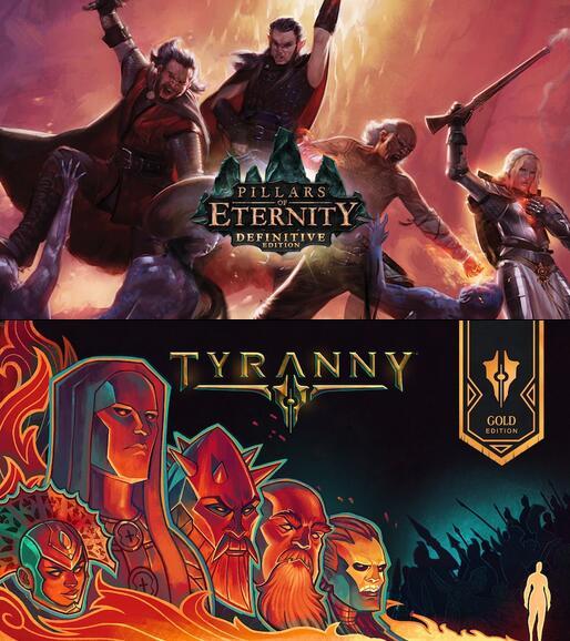 Pillars of Eternity: Definitive Edition & Tyranny: Gold Edition | (10. - 17. Dezember)