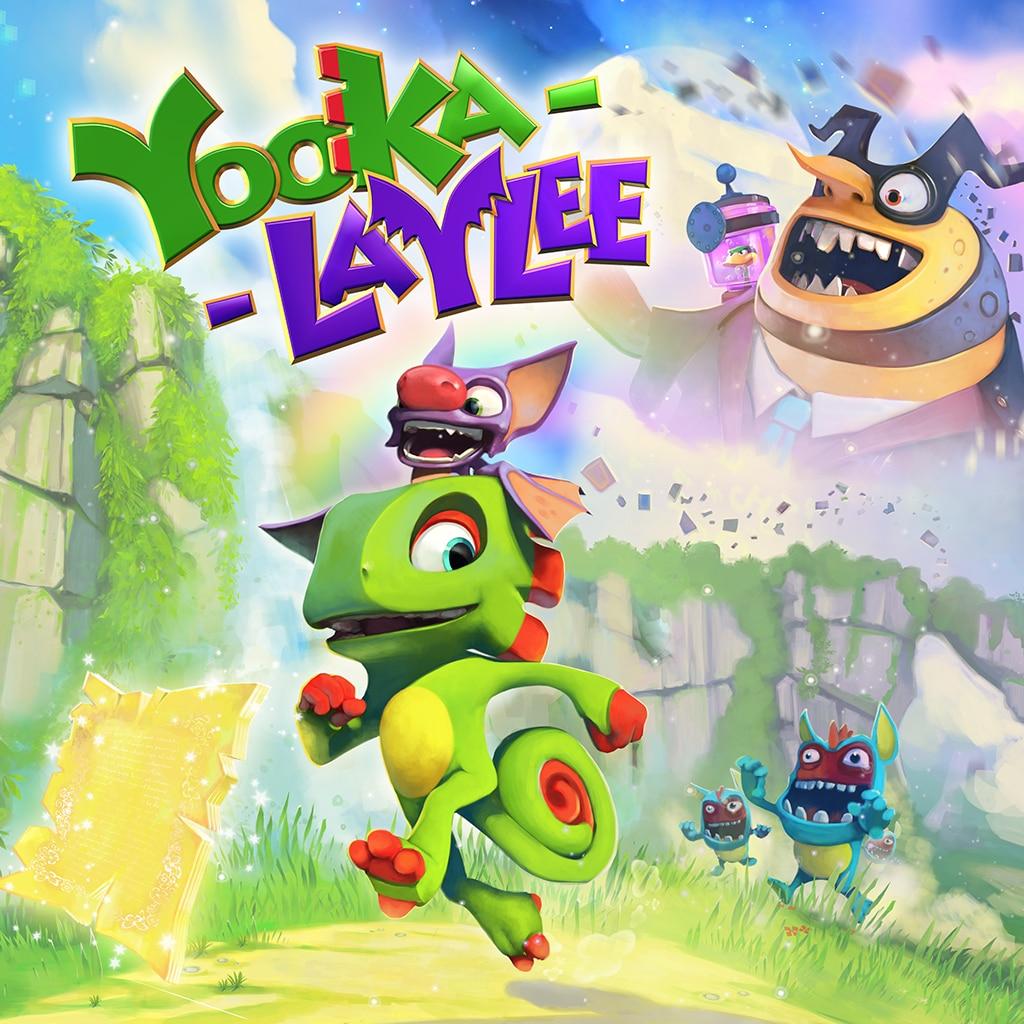 """""""Yooka Laylee"""" (PC) mit Prime Gaming ohne zusätzliche Kosten"""