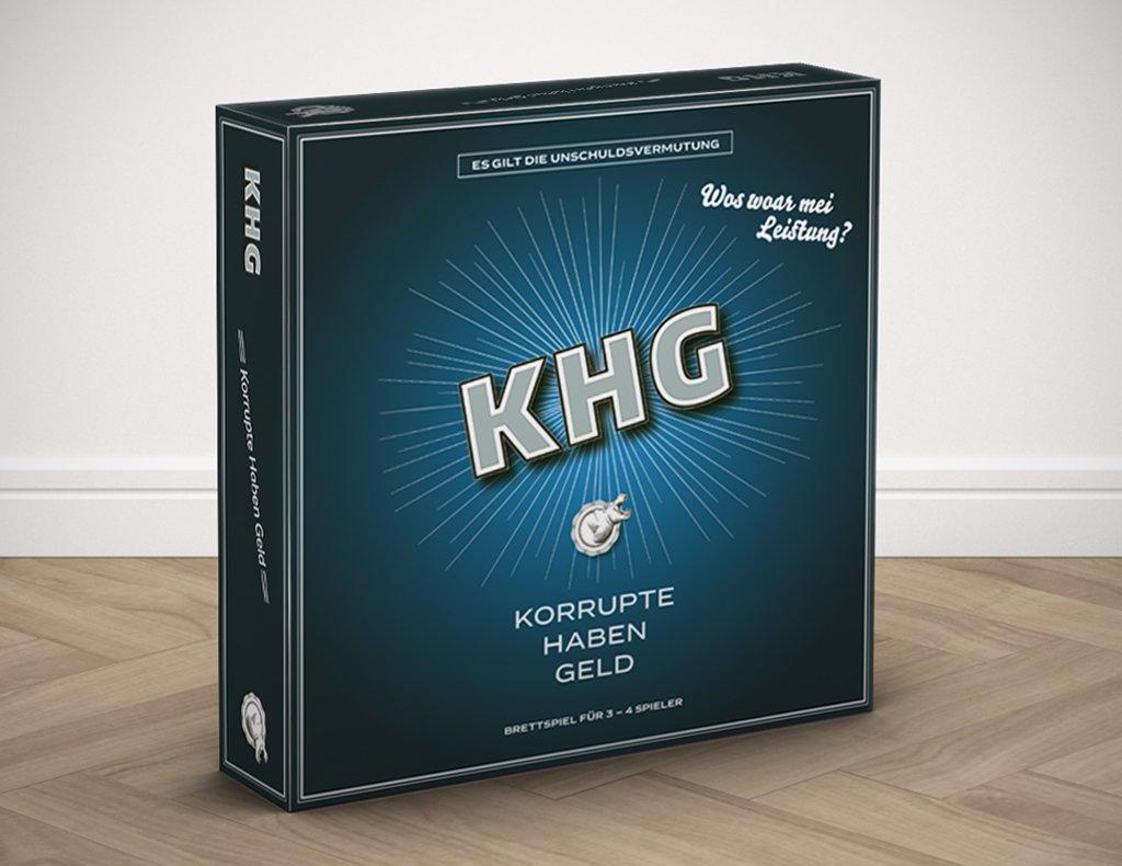 KHG - Das Spiel