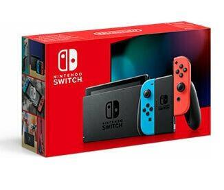 Nintendo Switch um 299 (+Versand)