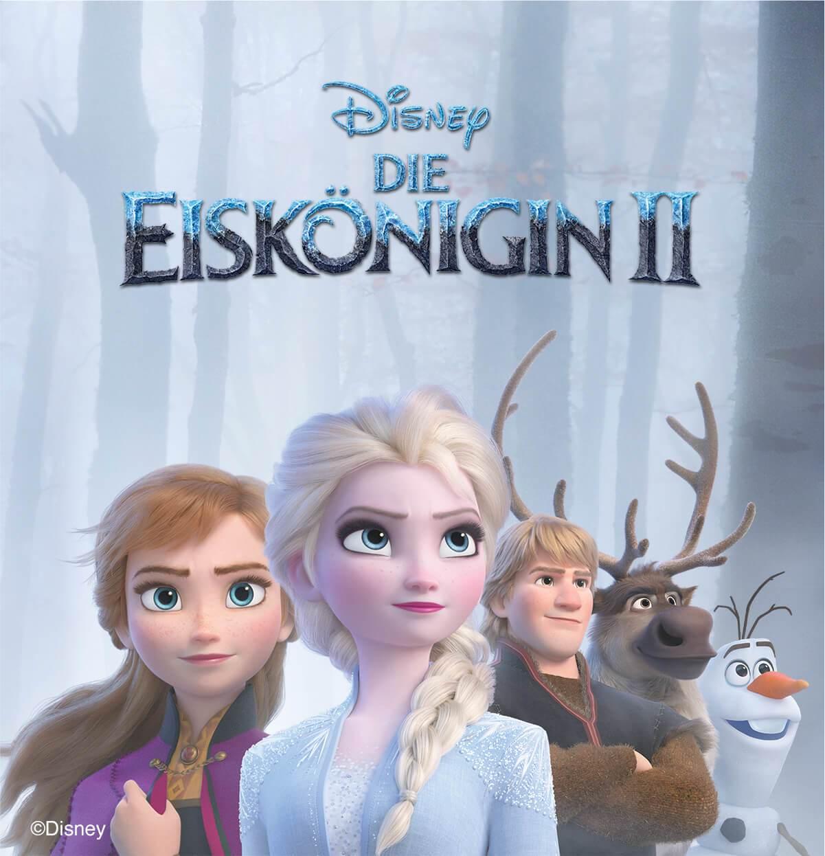 Die Eiskönigin 2 inkl. Bonusmaterial (HD)