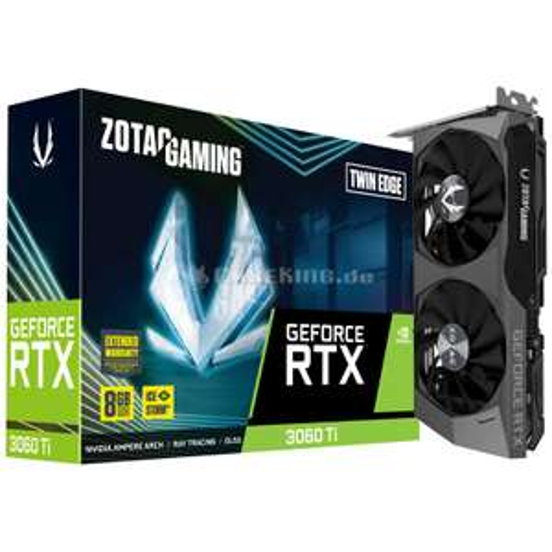 Zotac NVIDIA RTX 3060 Ti noch lagernd
