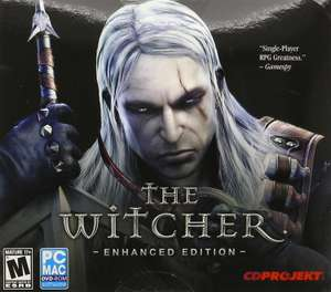 """The Witcher: Enhanced Edition Director´s Cut"" (Windows PC) Gratis für alle GOG GALAXY Benutzer"