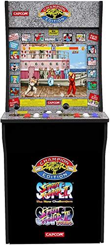 Arcade 1up Street Fighter Cabinet