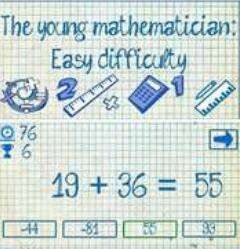 """""""The young mathematician: Easy difficulty"""" (XBOX One / Series S