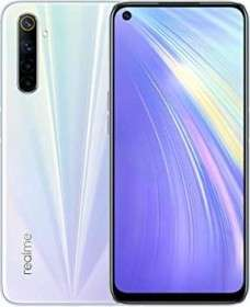 [Universal] Realme 6 - 128GB/8GB Smartphone white um 179,99€ (Bestpreis)