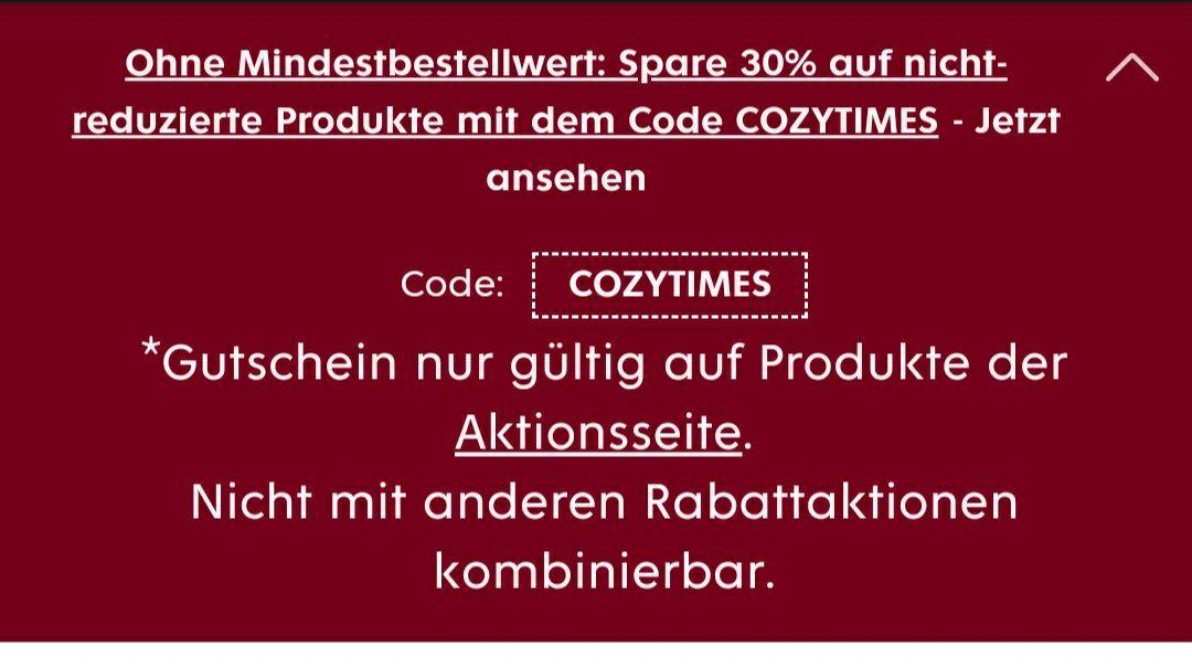 -30% auf nicht reduzierte Produkte im Flaconi Onlineshop