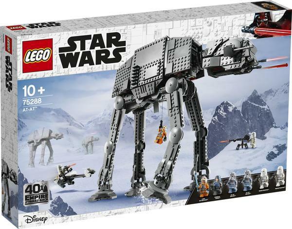[Thalia] Lego Star Wars AT-AT 75288 und viele Hidden Side Sets teilweise 70% unter UVP