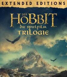 Der Hobbit: Die Spielfilm Trilogie - Extended Edition (4K, Dolby Atmos)