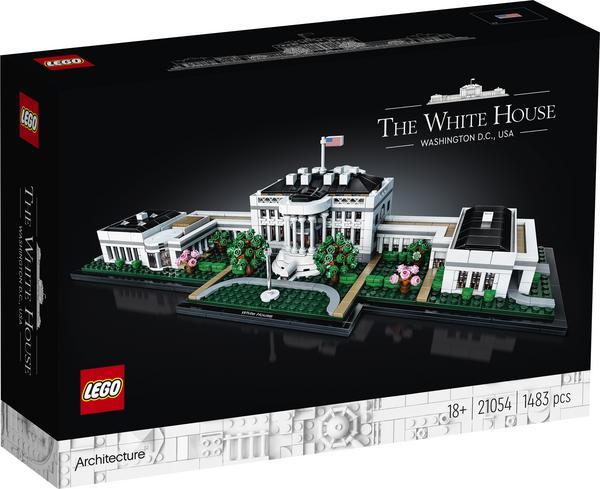 Thalia - Lego Architecture - Das weiße Haus