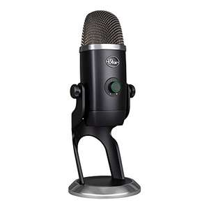 Blue Microphones Yeti X professionelles USB-Mikrofon für Gaming, Streaming und Podcasts