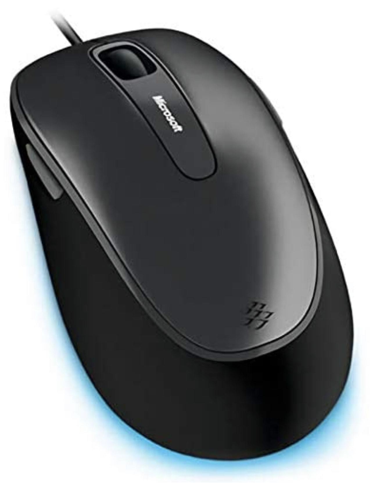 Microsoft Comfort Mouse 4500 kabelgebunden