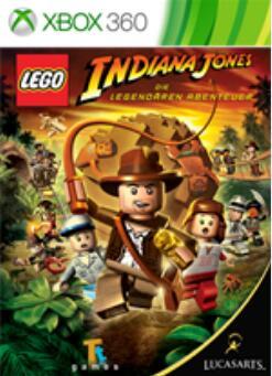 """""""LEGO Indiana Jones: The Original Adventures"""" (XBOX 360/ XBOX One /XBOX Series S X) mit Gold Mitgliedschaft im japanischen Store holen"""