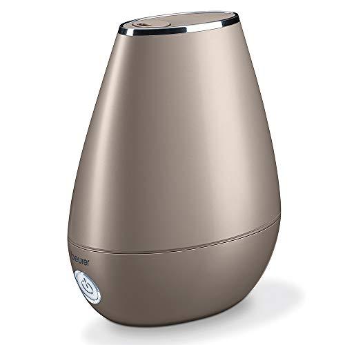 Beurer LB 37 Luftbefeuchter mit mikrofeiner Ultraschall-Zerstäubung