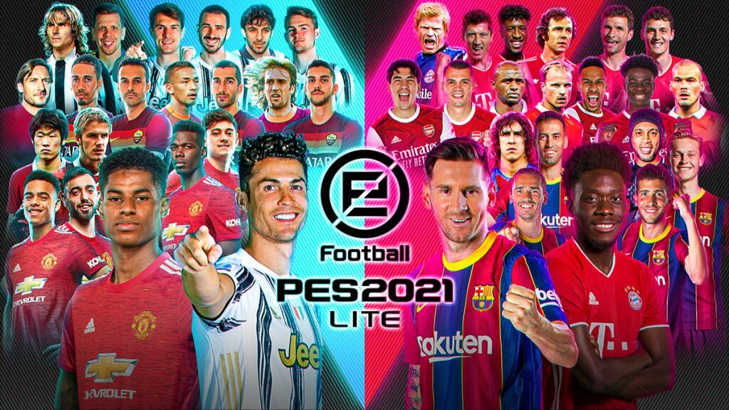 eFootball PES 2021 LITE (Windows PC) kostenlos auf Steam erhältlich (Infodeal)