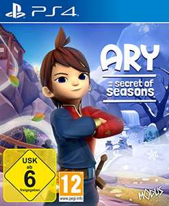 Ary and the Secret of Seasons [PS4]